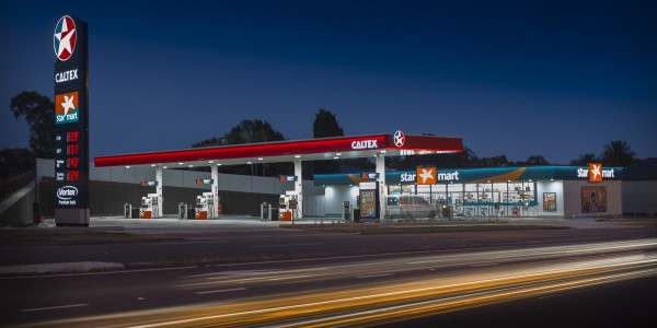Caltex Petrol Station New Lambton Hi res