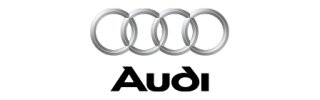 corporate signage for audi