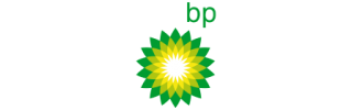 corporate signage for bp