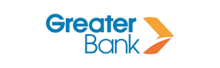 corporate signage for greater bank