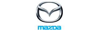 corporate signage for mazda