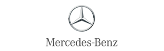 corporate signage for mercedes