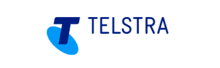 corporate signage for telstra